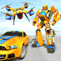 Drone Robot Car Game