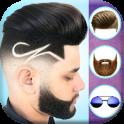 Man Hairstyles Photo Editor 2019