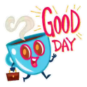 good morning & Night Stickers - WAStickerApps