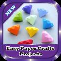 Fácil de papel manualidades Proyectos