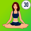 Yoga for weight loss -Lose weight in 30 days plan
