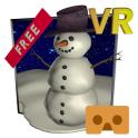 Snowfall VR - Cardboard