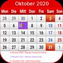 Deutsch Kalender 2020