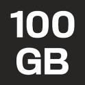 100GB de respaldo gratis Degoo