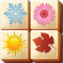 Mahjong Garden Four Seasons