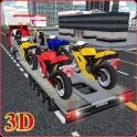 Bike Transport Truck 3D