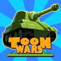 Toon Wars: युद्धक टैंक