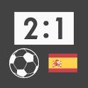 Resultados en vivo de La Liga Santander 2018/2019