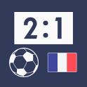 Live Scores for Ligue 1 France 2020/2021