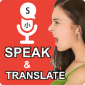Speak and Translate All Languages Voice Translator