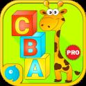 Kids Preschool Letters Premium