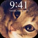 Kawaii Kitty Lock Screen Emoji - kitty wallpaper