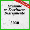 Examine as Escrituras Diariamente 2020