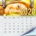 Photo Calendar Maker 2020