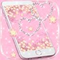 Theme Rose Gold Diamond