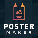Poster Maker, Flyer Maker, Graphic Design App