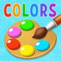 아이들을 위한 색상 배우기