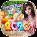 Happy New Year Photo Frames 2020