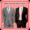 Men Formal Shirt Suits