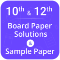 Board Exam Solutions, Sample Paper