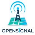 OpenSignal - 3G/4G/WiFi नक्शे