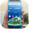 3D Launcher For Galaxy S10 & Live Wallpaper