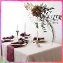 Table Cloth Ideas| Decorative Table Designs