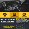 SERVICE MANUAL HVAC - IGNIS