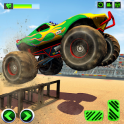 Monster Truck Crash New Demolition Derby Stunts
