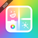 Photo Collage Grid, Quick Grid Video Collage Maker