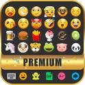 Cute Emoji Keyboard Premium