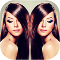 3D Mirror Photo Collage Editor