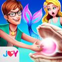 Mermaid Secrets25-Mermaid Girl Ocean Diary