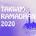 Takwim / Jadual Puasa Ramadan 2020