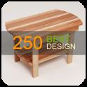 250 Wood Table Design