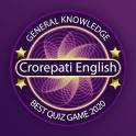 Ultimate KBC 2020 - Crorepati Quiz Hindi & English