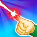 Laser Beam 3D
