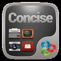 Concise Go Launcher Theme