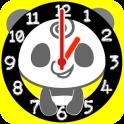 Panda Analog Clocks Full Ver.