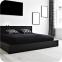 Black & White Bedroom Ideas