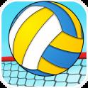 Sonic Volleyball Beach