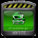 Montastic Widget