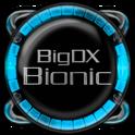 Bionic Launcher Theme Aqua
