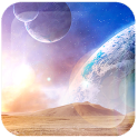 Space World Live Wallpaper Pro