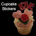 Cupcake Widget Stickers
