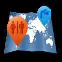 TakeABreak: Find Toilets/Taps