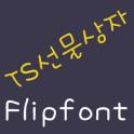 TSGiftBox Korean FlipFont