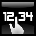 Click Clock Widget