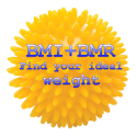BMI + BMR diet calculator