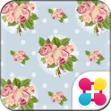 Old Rose Wallpaper Theme